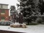 La Scuola sotto la neve